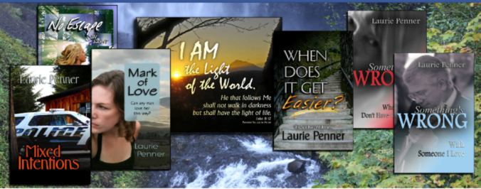 Laurie's books at Amazon